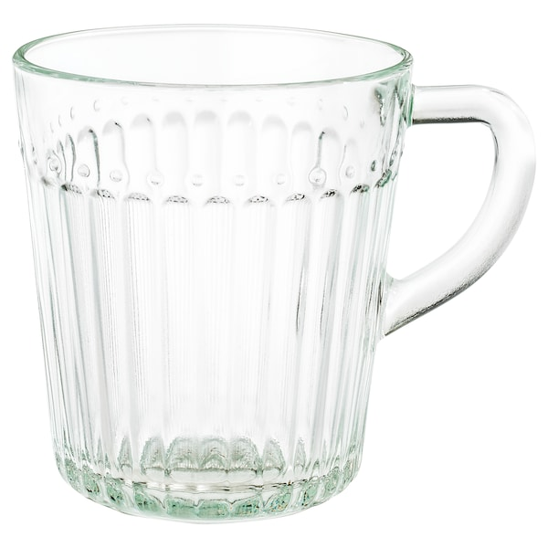 DRÖMBILD Mug, verre transparent, 25 cl