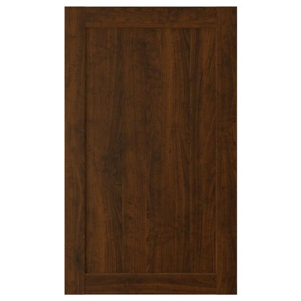 EDSERUM Porte, effet bois brun, 60x100 cm