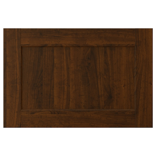EDSERUM Porte, effet bois brun, 60x40 cm