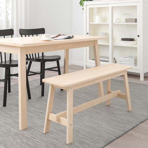 Norraker Banc Bouleau 103 Cm Ikea
