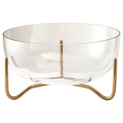 MASKERING Coupe, verre transparent, 20 cm
