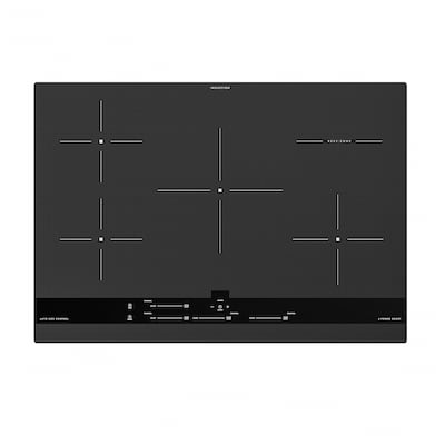 SÄRDRAG Table de cuisson à induction, noir, 30 ""