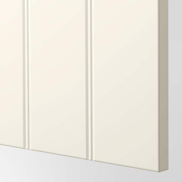 HITTARP Porte, blanc cassé, 60x120 cm