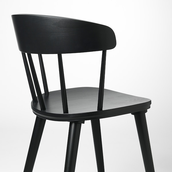 OMTÄNKSAM Chaise, anthracite
