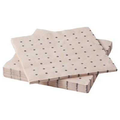 DEKORERA Paper napkin, 38x38 cm