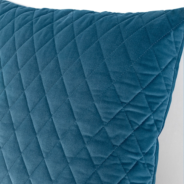 ARVMAL Kissenbezug, blau, 50x50 cm