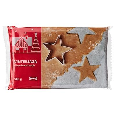 VINTERSAGA Pâte à biscuits au gingembre, 500 g