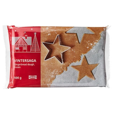 VINTERSAGA Gingerbread dough, frozen, 500 g