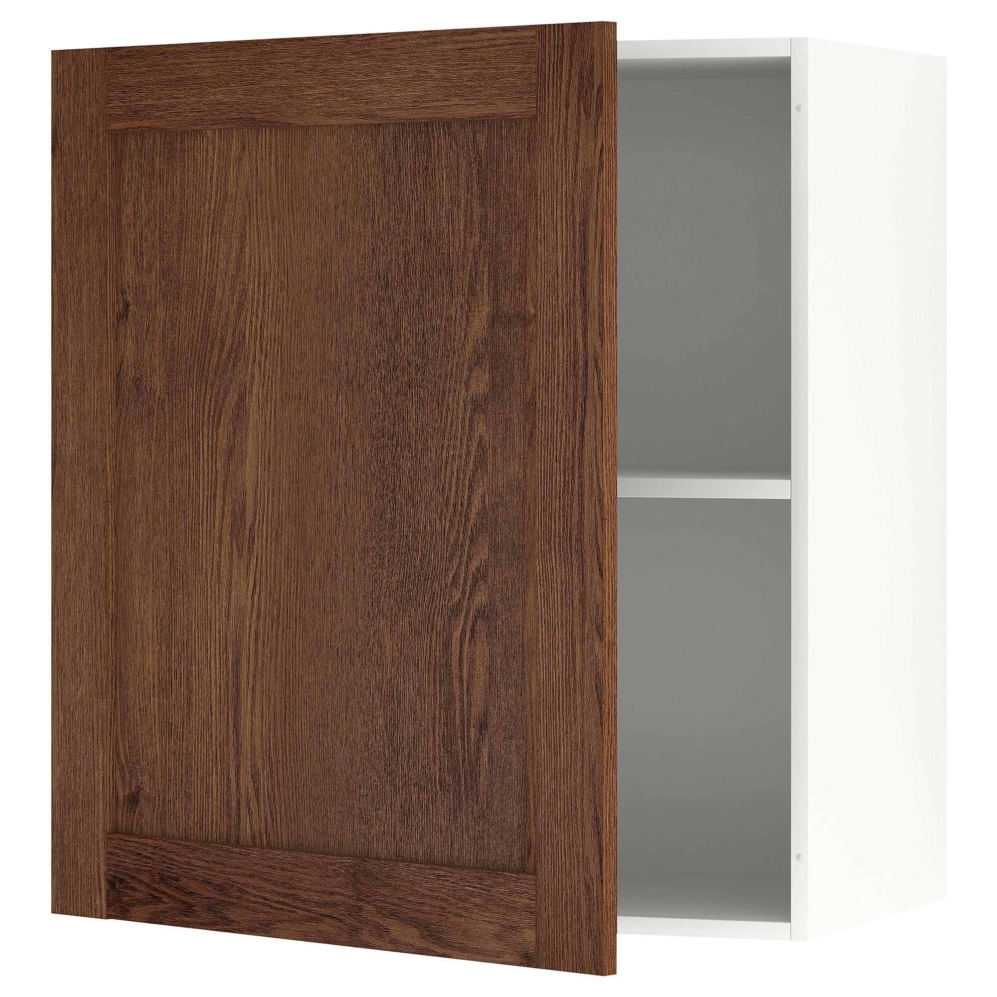 IKEA - KNOXHULT КНОКСХУЛЬТ Навесной шкаф с дверцей шкафы навесные белые