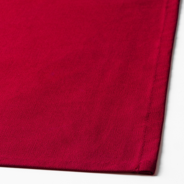 VINTER 2020 Tablecloth, red, 57x94 ""