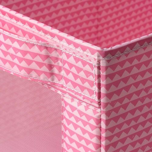 ИКЕА UPPRYMD, Коробка 2, 404.857.69, розовый