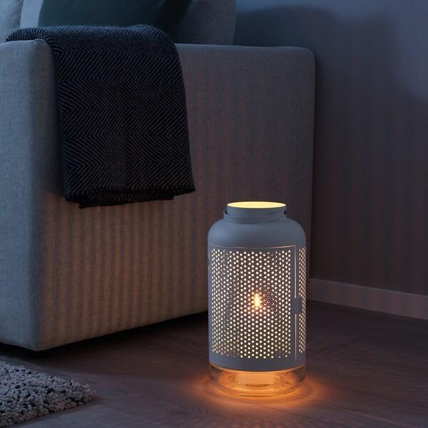 ÄDELHET Lampion, biały, 40 cm