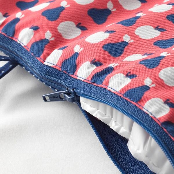 ANTILOP Pokrycie, niebieski/czerwony