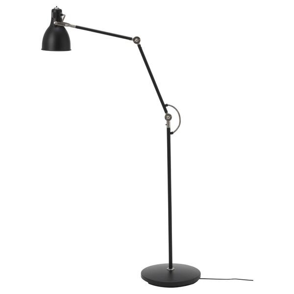 ARÖD lampa podłogowa, do czytania antracyt 13 Wat 170 cm 30 cm 15 cm 185 cm