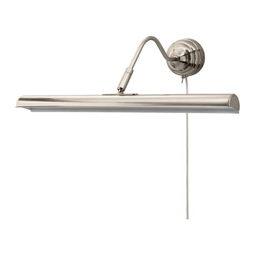 Arstid Oswietlenie Obrazu Led Ikea