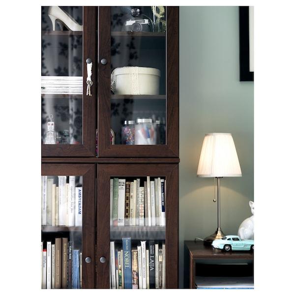 ÅRSTID lampa stołowa niklowano/biały 75 Wat 55 cm 15 cm 22 cm 203 cm