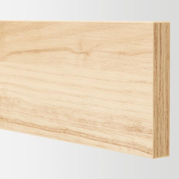 ASKERSUND Front szuflady, wzór jasny jesion, 40x10 cm