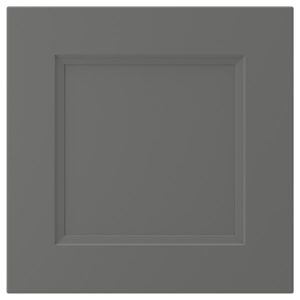AXSTAD drzwi ciemnoszary 39.7 cm 40.0 cm 40.0 cm 39.7 cm 2.0 cm