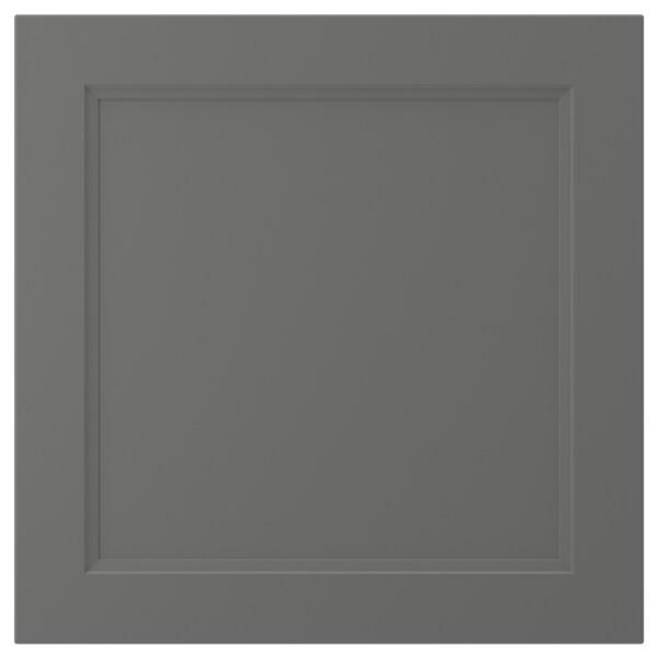 AXSTAD drzwi ciemnoszary 59.7 cm 59.7 cm 2.0 cm