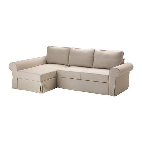 backabro marieby sofa rozk adana z le ank risane naturalny ikea. Black Bedroom Furniture Sets. Home Design Ideas