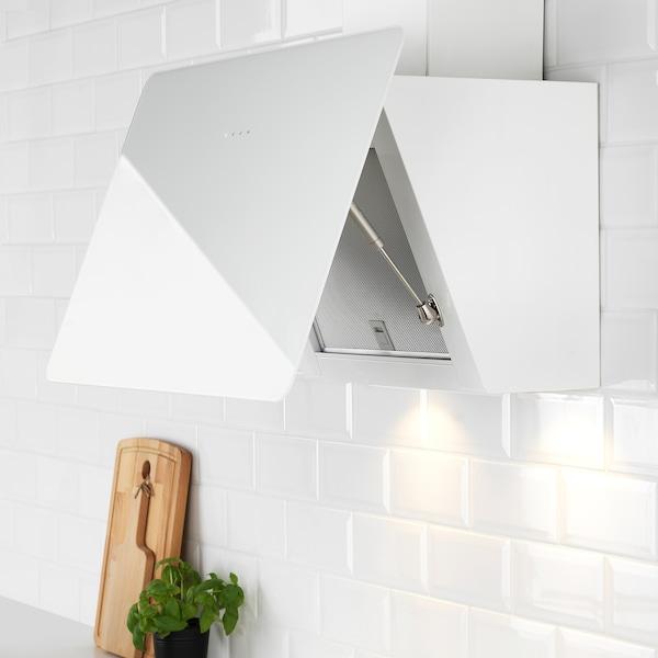 BEJUBLAD Wyciąg montowany do ściany, biały