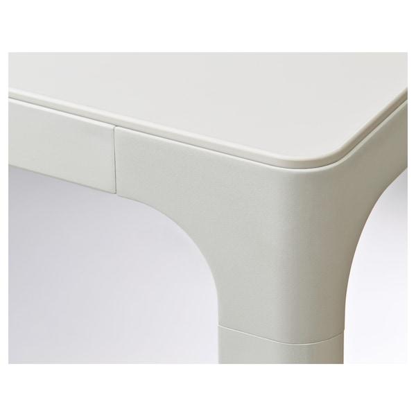 BEKANT stół konferencyjny biały 280 cm 140 cm 73 cm 100 kg
