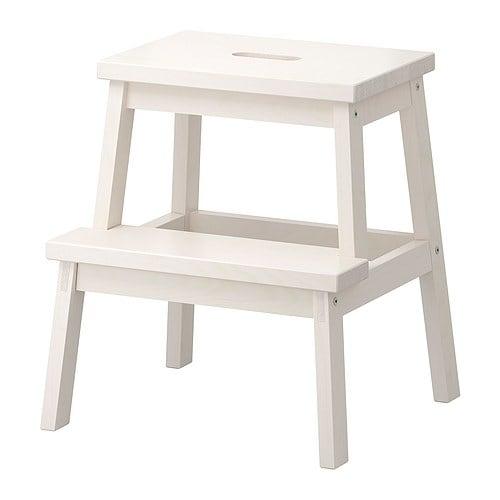 469 грн.  BEKVÄM С шагом стула белый.