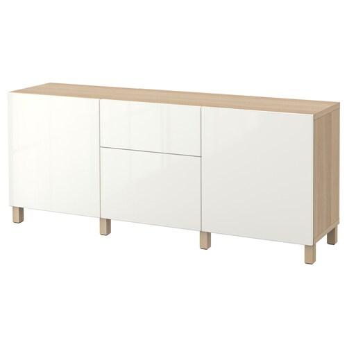 IKEA BESTÅ Kombinacja z szufladami