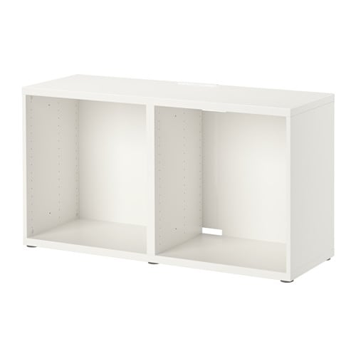 Unikalne BESTÅ Szafka pod TV - biały - IKEA YF17