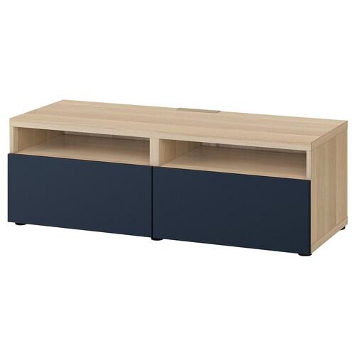 IKEA BESTÅ Ława tv z szufladami