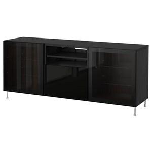 Kolor: Czarnybrąz/selsviken/stallarp połysk/czarne przezroczyste szkło.