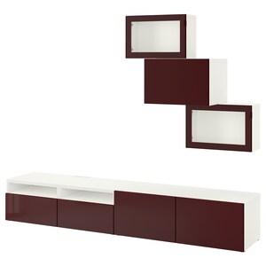 Kolor: Biały selsviken/ciemny czerwonobrązowy szkło bezbarwne.