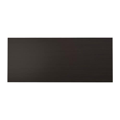 best vara front szuflady czarnobr z 60x26 cm ikea. Black Bedroom Furniture Sets. Home Design Ideas