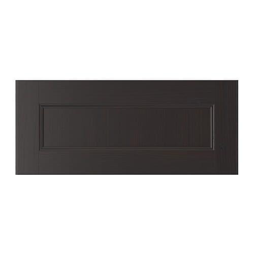 best vassbo front szuflady czarnobr z 60x26 cm ikea. Black Bedroom Furniture Sets. Home Design Ideas