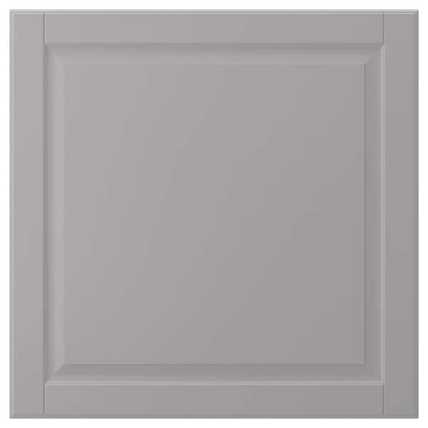 BODBYN Drzwi, szary, 60x60 cm