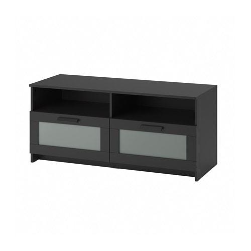 Brimnes Szafka Pod Tv Czarny Ikea