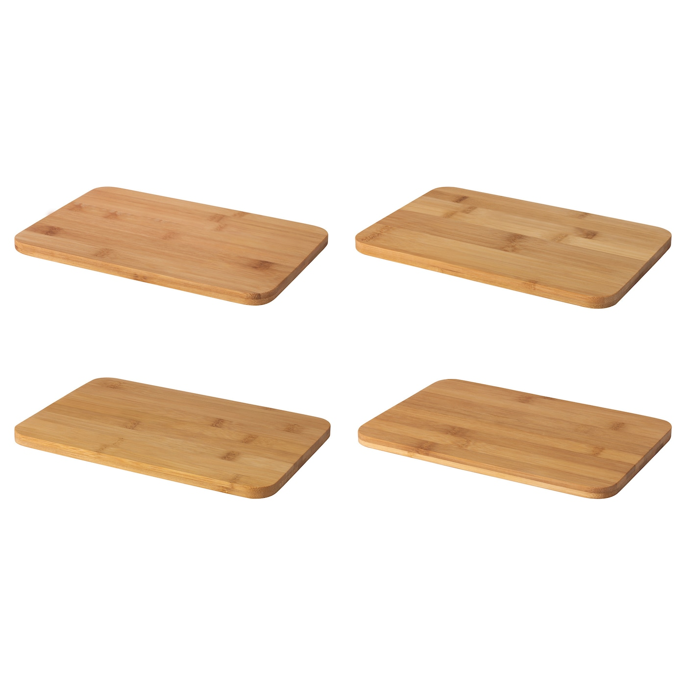 BRONSSOPP virtuves dēļitis - bambuss, 4gb.