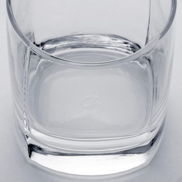 DARROCKA Szklanka do whiskey, szkło, 23 cl