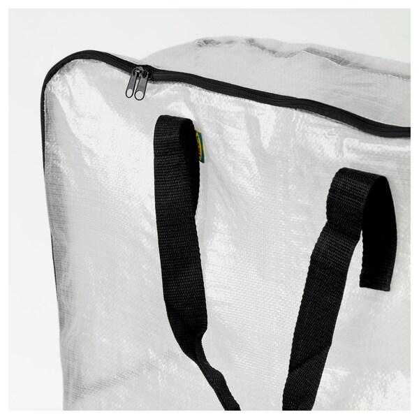 DIMPA torba przezroczysty 65 cm 22 cm 65 cm