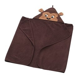 Ręcznik z kapturem