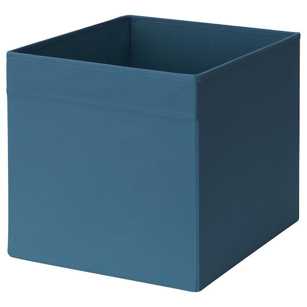 DRÖNA Pudełko, granatowy, 33x38x33 cm