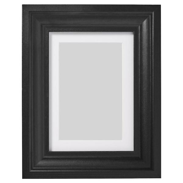 EDSBRUK Ramka, bejcowane na czarno, 13x18 cm