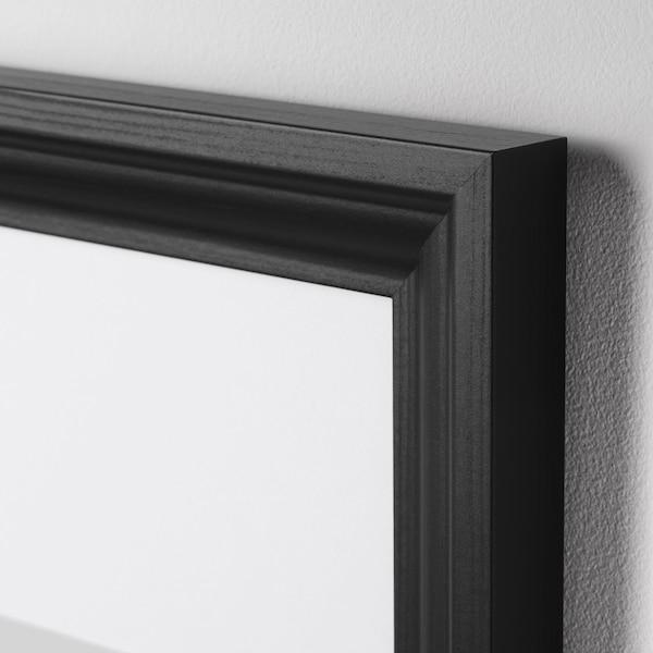 EDSBRUK Ramka, bejcowane na czarno, 50x70 cm