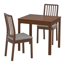 Stół i 2 krzesła