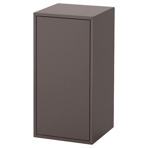 EKET szafka z drzwiami 1 1 półką ciemnoszary 35 cm 35 cm 70 cm 7 kg