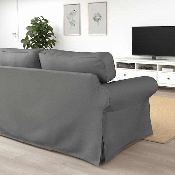 EKTORP Sofa 2-osobowa, Remmarn jasnoszary