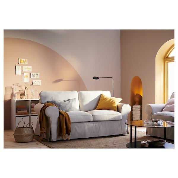 EKTORP sofa dwuosobowa Lofallet beżowy 179 cm 88 cm 88 cm 49 cm 45 cm