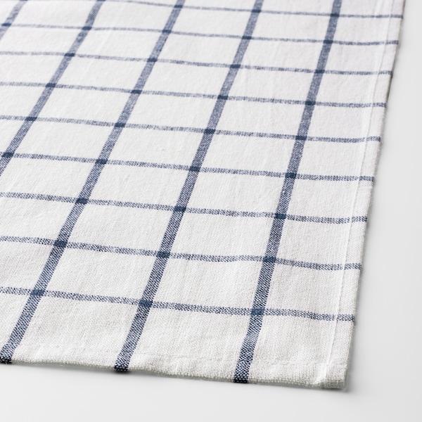 ELLY ścierka biały/niebieski 65 cm 50 cm 4 szt.
