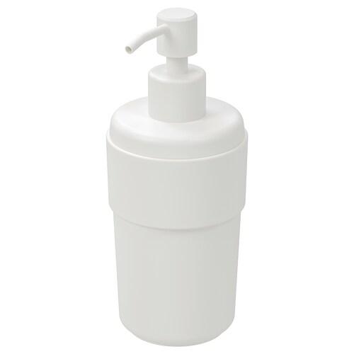 ENUDDEN dozownik mydła biały 18 cm 8 cm