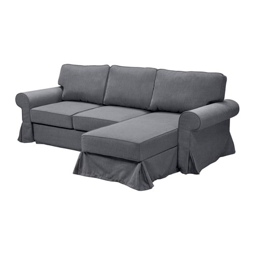 evertsberg sofa naro na z pojemnikiem nordvalla ciemnoszary ikea. Black Bedroom Furniture Sets. Home Design Ideas
